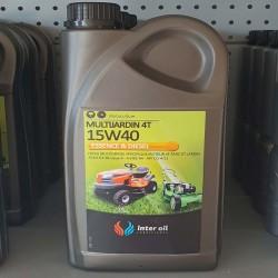INTER OIL  15W40